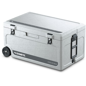 Dometic Cool-Ice CI 85W Køleboks with wheels 86l, stone